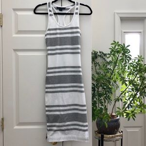 NWOT French Connection Stripe Dress